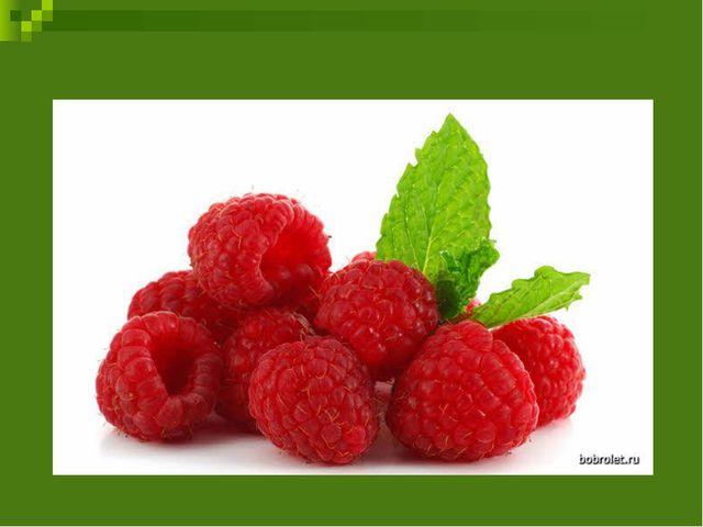 Эти ягоды, все знают, Нам лекарство заменяют. Если вы больны ангиной, Пейте н...