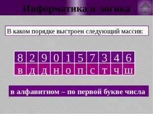 История информатики Кто создал язык программирования Паскаль? Вирт Никлаус (1