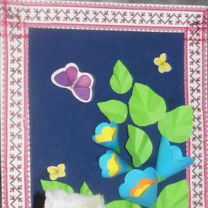 МК: открытка для мамы к Дню матери