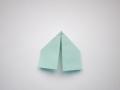 Делаем лебедя оригами-5