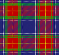 Chinese Scottish Tartan