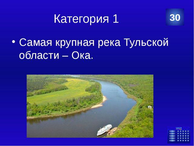 Категория 3 В устье какой реки происходила Куликовская битва? 20 Категория Ва...