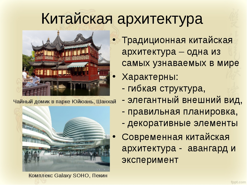 Особенности китая в картинках