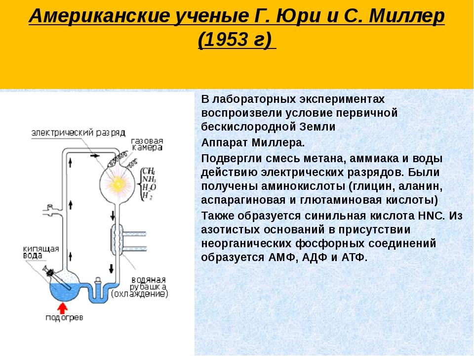 В лабораторных экспериментах воспроизвели условие первичной бескислородной Зе...