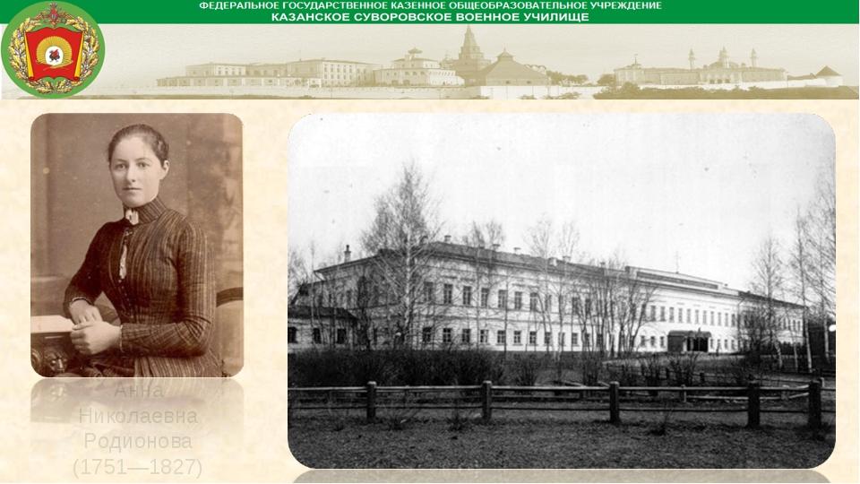 Анна Николаевна Родионова (1751—1827)