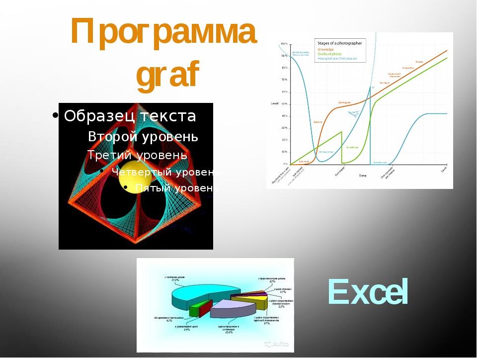 Программа graf Excel