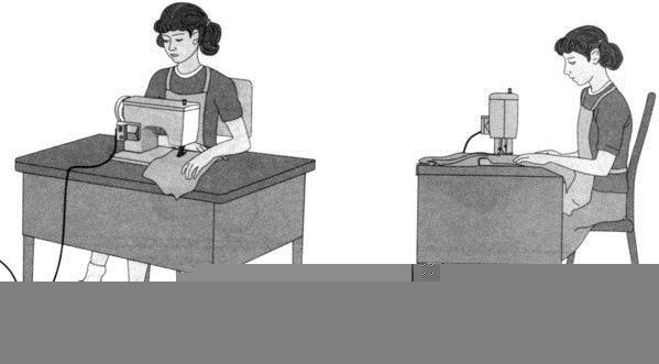 Technology - Устройство швейной машины