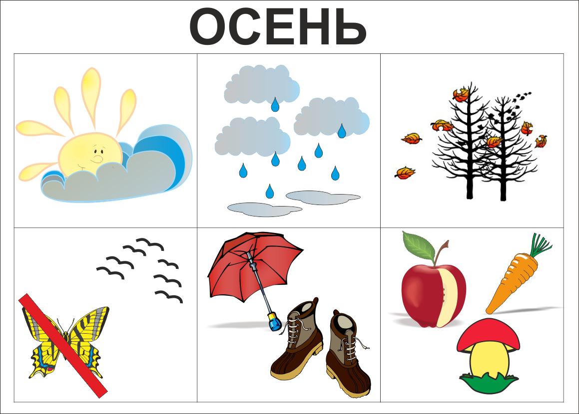 Дожди осень картинки