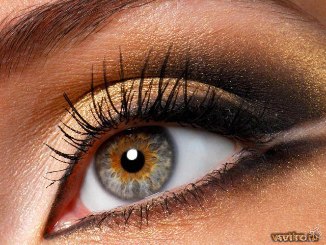 1920x1200 149, макияж, ресницы, глаз Картинки на рабочий стол #42743