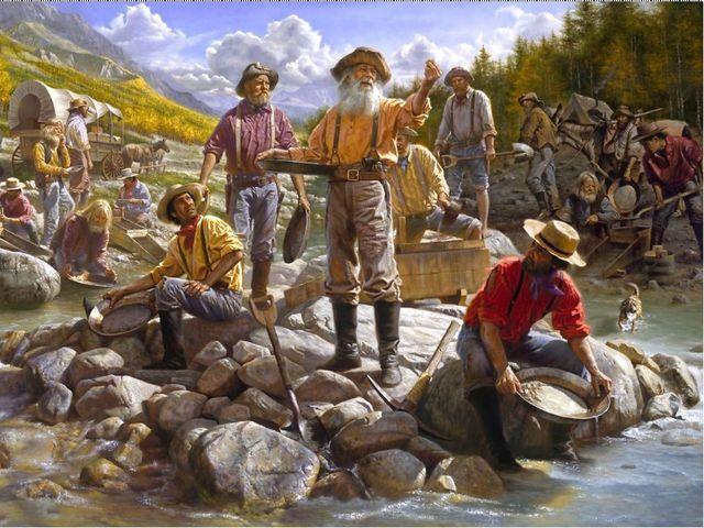 Золотая лихорадка Золотая лихорадка — неорганизованная массовая добыча золота...