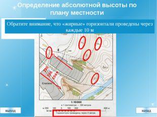 Используемые ресурсы Баринова И.И. План и карта: Учеб.пособие – М.: Открытый