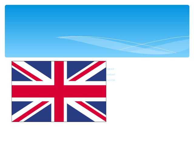 9. WHAT COUNTRY DOES THIS FLAG BELONG TO? England Scotland The USA