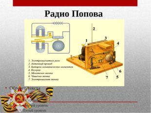 Радио Попова