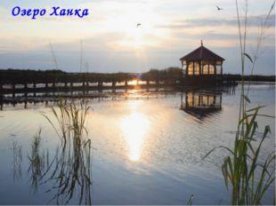 Озеро Ханка Матюшкина А.В. http://nsportal.ru/user/33485