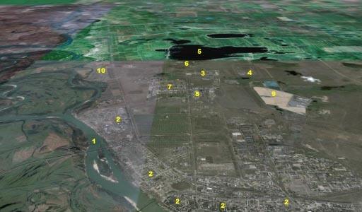Ртутное загрязнение в Павлодаре