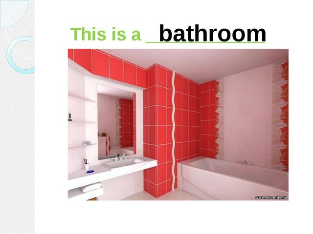 This is a ____________ bathroom