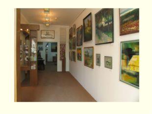 Кімната – музей Т.Г. Шевченка у Львові.