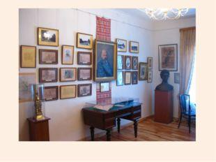 Музей Т. Шевченку в м. Переяслів.
