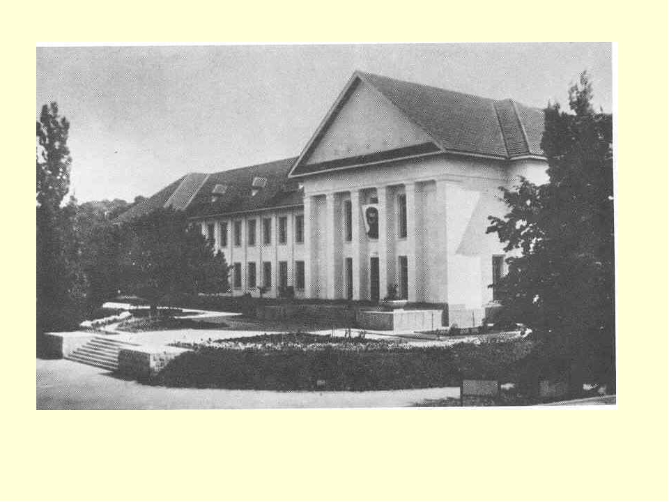 Меморіальний музей у Каневі (30 роки)