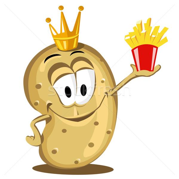 C:\Documents and Settings\юля\Рабочий стол\297017_счастливым-картофеля-cartoon-pack-фри-продовольствие.jpg