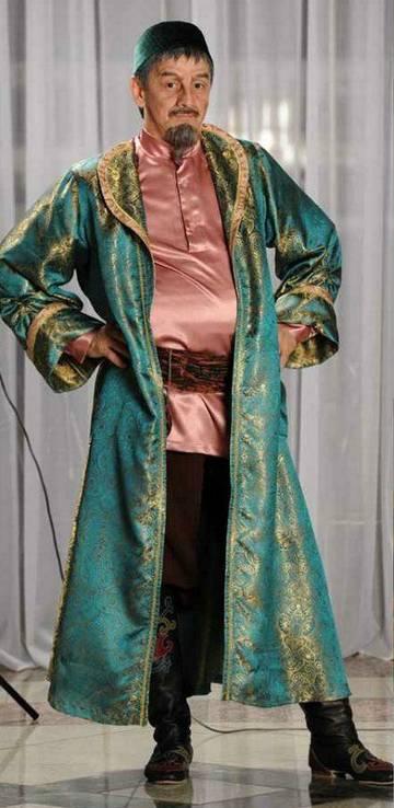 нем полностью фото национального татарского мужского костюма диету