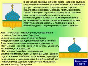 Желтые колосья - символ роста, обновления и развития, благополучия, богатства