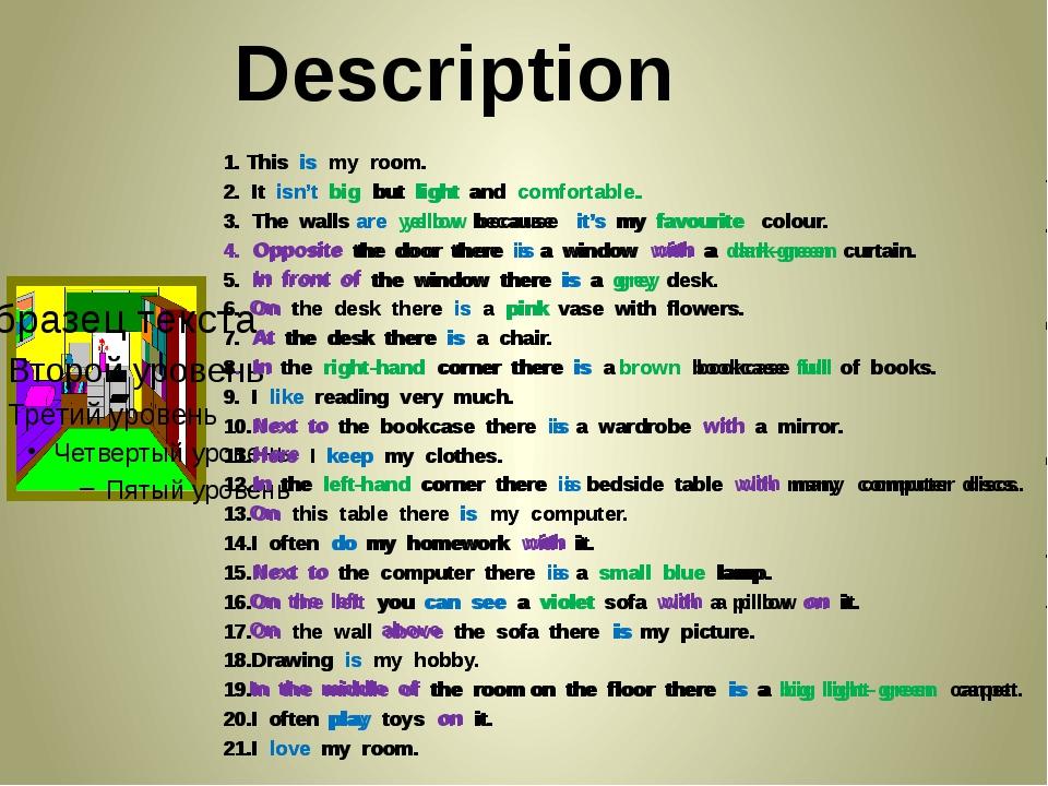 Description is isn't are it's is is is is is like is keep is is do is can se...