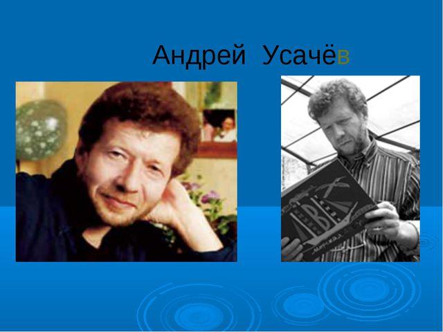 Андрей Усачёв