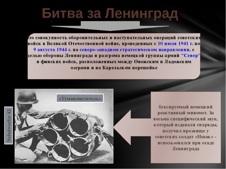 это совокупность оборонительных и наступательных операций советских войск в...