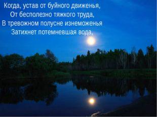 Заболоцкий Николай Алексеевич Учитель русского языка и литературы Когда, уста