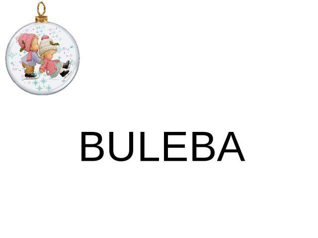 BULEBA