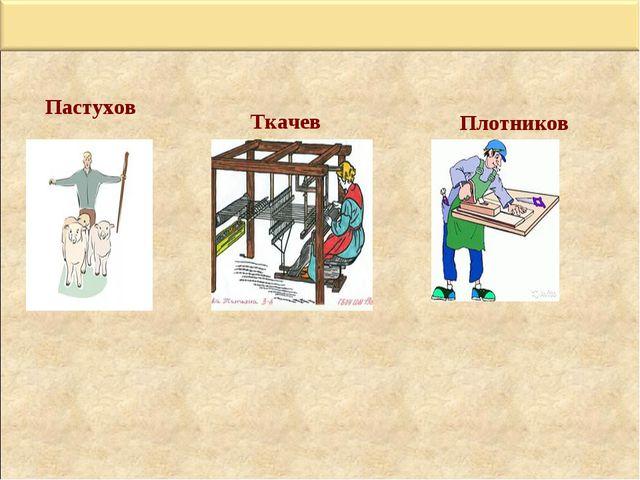 Плотников Пастухов Ткачев