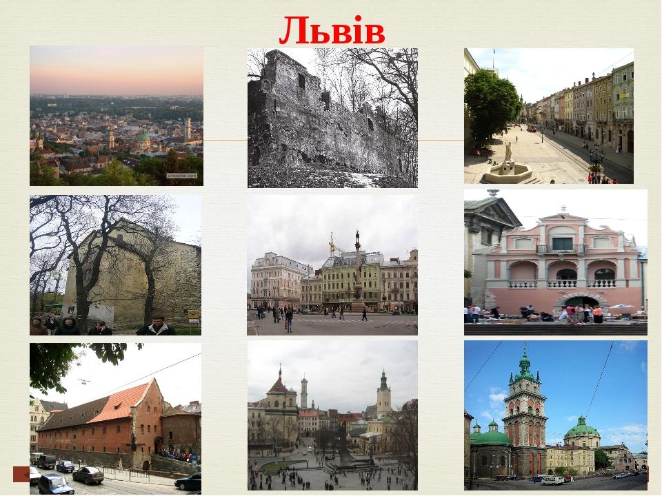 Архітектурний ансамбль з Ратушею (1381-1827 рр.) в центрі, символ міста Львов...