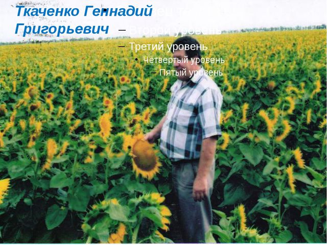 Ткаченко Геннадий Григорьевич