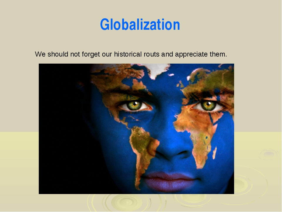 english globalization good and bad Useful globalization vocabulary and exercises for ielts candidates globalization is a good i appritiated for helping me to develop my english.