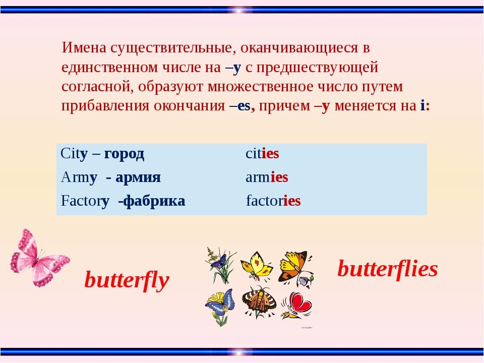 Имена существительные, оканчивающиеся в единственном числе на –у с предшеству...