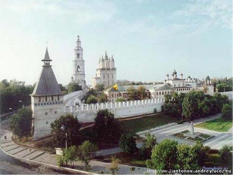 Во время гастролей в Астрахани Игорь Тальков был восхищён красотой храма, он...