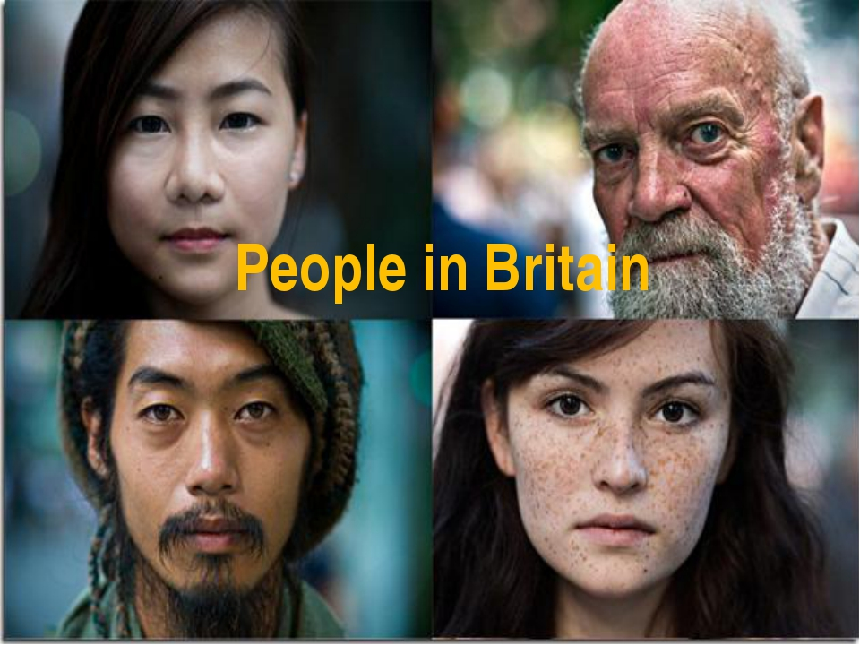 People in Britain