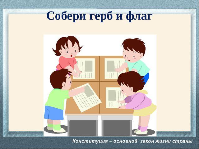 Конституция – основной закон жизни страны Конституция – основной закон жизни...
