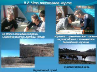 Сукромлинская марь Буреломный ручей