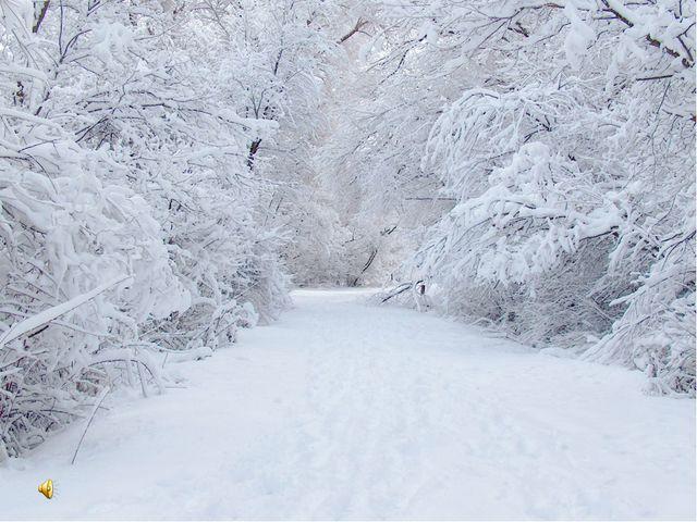 К чему снится снег белый весной