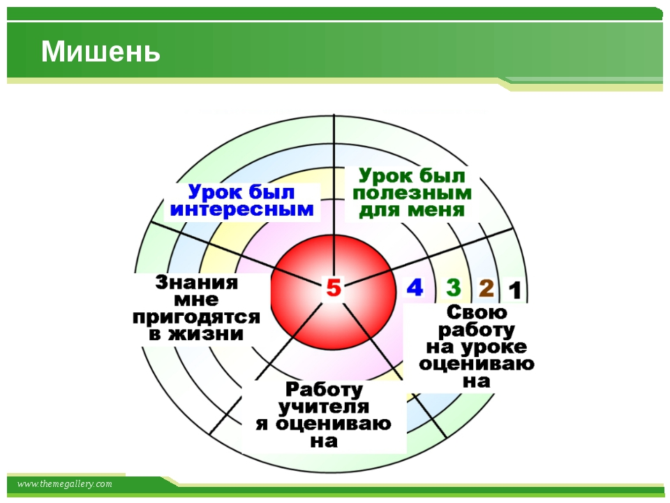 Мишень www.themegallery.com