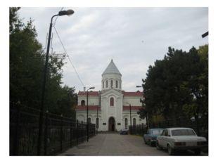 Церковь Святого Карапета Церковь является мемориальным комплексом на кладбище