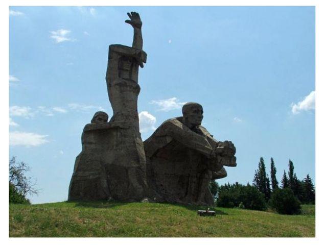Свыше 40 тысяч ростовчан были замучены фашистами в годы оккупации Ростова-на-...