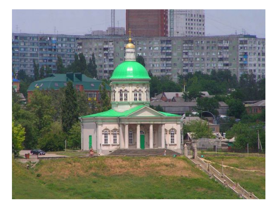 Еще одной храмовой постройкой, украшающей Ростов-на-Дону, является церковь ар...