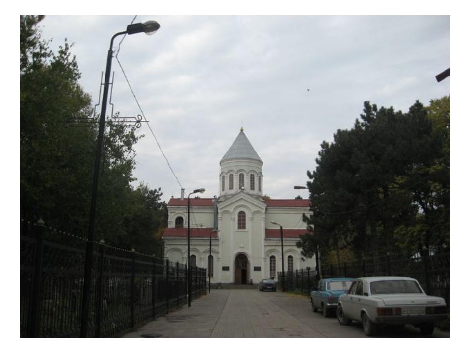 Церковь Святого Карапета Церковь является мемориальным комплексом на кладбище...