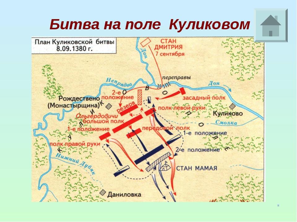 Куликовская битва  Википедия