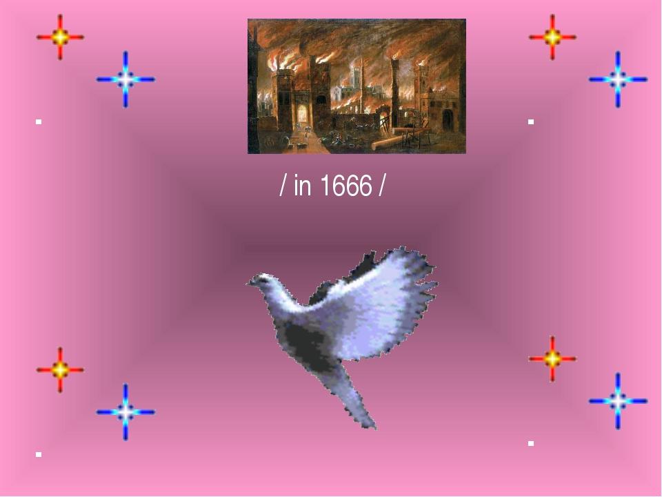 / in 1666 /
