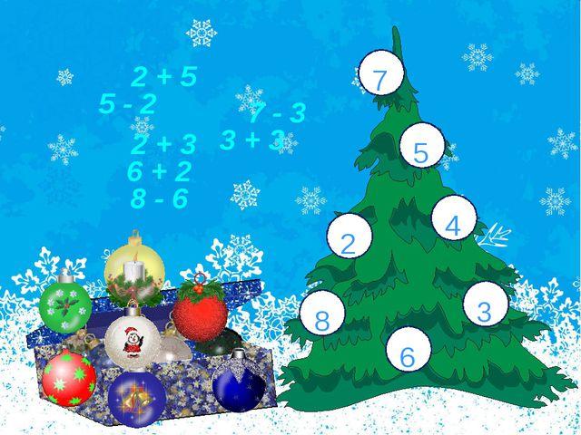 2 + 3 7 5 4 2 3 6 8 2 + 5 8 - 6 7 - 3 6 + 2 3 + 3 5 - 2 FokinaLida.75@mail.ru