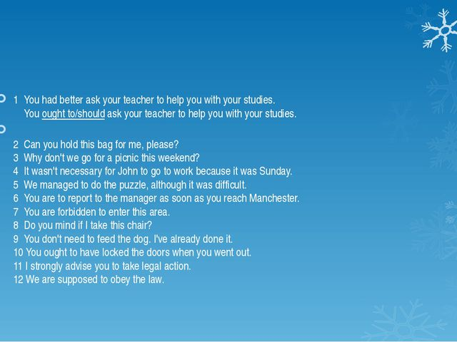 1 You had better ask your teacher to help you with your studies.  Yououg...